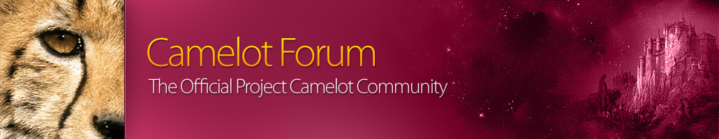 Project Camelot Forums