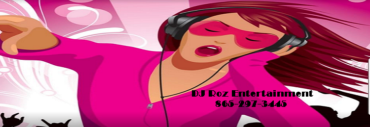 My buddy Roz is the best DJ in town, hands down!!